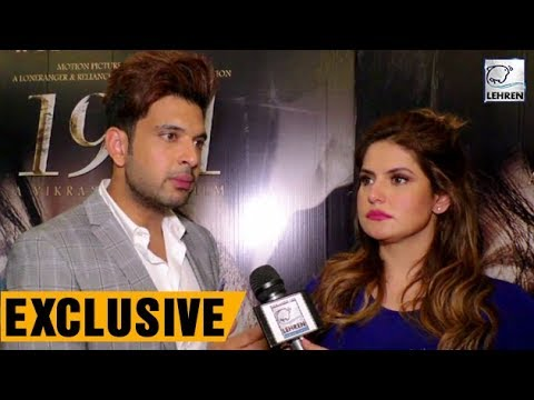 1921 Trailer Launch FULL VIDEO | Zareen Khan | Kar