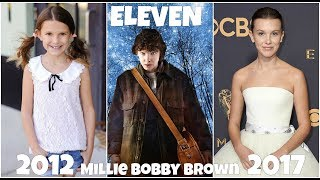 Video Stranger Things actors, Before and After they were Famous MP3, 3GP, MP4, WEBM, AVI, FLV Desember 2017