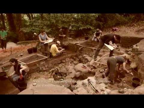 A História do Castelo Mouros (видео)