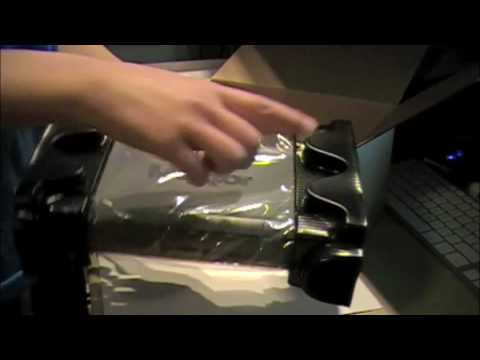 Maxtor Hard Drive Unboxing