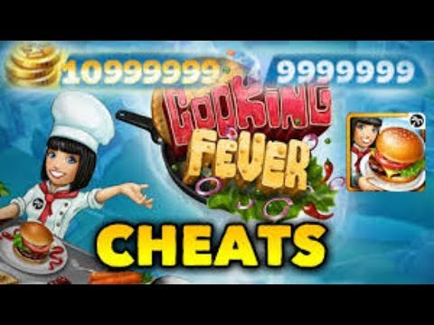 HACK COOKING FEVER FOR FREE (2018 Updated, Lastest Version)