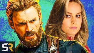 Video Infinity War Aftermath: 9 Daring Predictions For Avengers 4 MP3, 3GP, MP4, WEBM, AVI, FLV Oktober 2018
