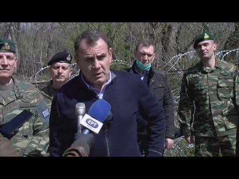 Ν. Παναγιωτόπουλος : «Ο συναγερμός στα ελληνοτουρκικά σύνορα δεν έχει λήξει»