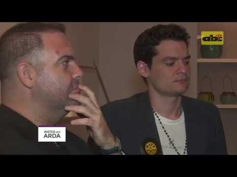 Fer Figueredo se lanza con productor de Alejandro Sanz