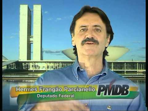 Deputado Federal Hermes Frangão Parcianello Apoia Jair e Ivete em Corbélia