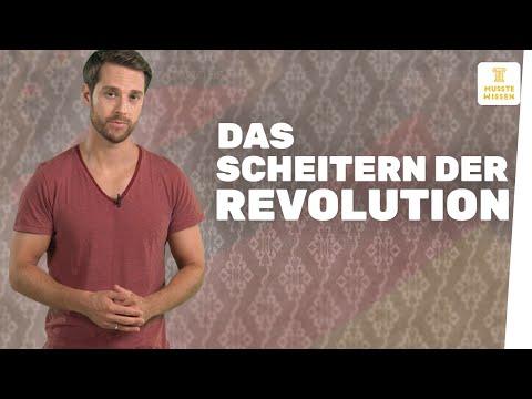 Warum scheiterte die Revolution von 1848?