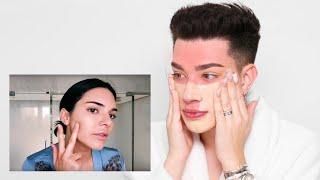 Trying Celebrity Makeup Hacks!