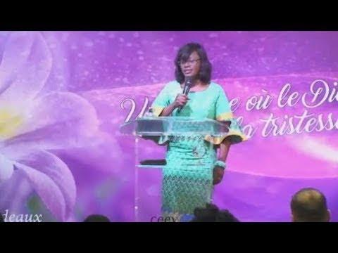 Nina Mabouadi - La portée spirituelle de l'action de grâce