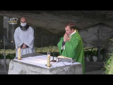 Messe de 10h à Lourdes du 14 janvier 2021