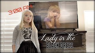 Don't Wear a BLACK Dress At 3AM! THE MOVIE Part 3