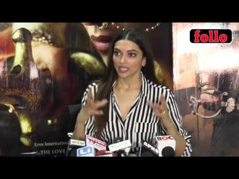 It Was Emotionally Draining: Deepika On Bajirao Mastani