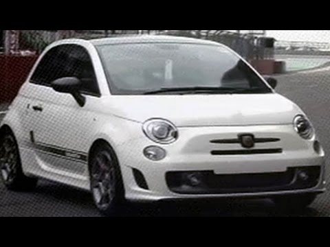 The sting of the Abarth Scorpion