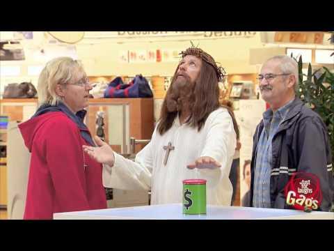 Jezus mnoży pienią…dze