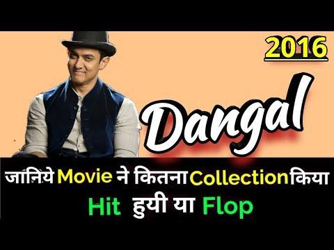 Aamir Khan DANGAL 2016 Bollywood Movie LifeTime WorldWide Box Office Collection