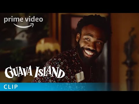 Guava Island Movie Deni's Guitar | Prime Video