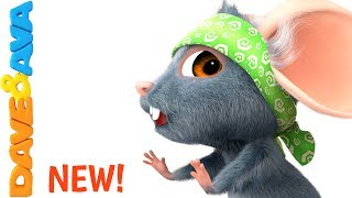 🎯 NEW! THE FARM ANIMALS PUZZLE APP – download for iOS ► https://goo.gl/0tBc0aThree Blind Mice – new nursery rhymes from Dave and Ava!Subscribe now for new nursery rhymes - https://www.youtube.com/DaveAndAva?sub_confirmation=1🎺 Watch our 100-minute collection of non-stop nursery rhymes at https://www.youtube.com/watch?v=KkankXz1PbI&list=PLURXwwh2i_mcgwdQrVMmh-txx-g1qRcZX&index=1If you like this video, share it https://www.youtube.com/watch?v=jwL8EfZGxT0Three blind mice. Three blind mice.See how they run. See how they run.They all ran after the farmer's wife,Who cut off their tails with a carving knife,Did you ever see such a sight in your life,As three blind mice. Discover ABCs, numbers, shapes, learn about colors, parts of the body and more with Dave and Ava! Watch more nursery rhymes from Dave and Ava:👨🌾 The Farmer in the Dell - Trailer  Nursery Rhymes and Baby Songs from Dave and Ava 👨🌾 https://www.youtube.com/watch?v=97ZPSZu1grg😉 The Wheels on The Bus - Part 3  Dave and Ava  Nursery Rhymes and Baby Songs 😉 https://www.youtube.com/watch?v=e2S86QvUQIY🤗 The Wheels on the Bus - Part 3 - Trailer  Nursery Rhymes and Kids Songs from Dave and Ava 🤗 https://www.youtube.com/watch?v=oCdpZMh1Ea8🇬🇧 Five Little Ladybirds - the UK Version  Nursery Rhymes and Baby Songs from Dave and Ava 🇬🇧 https://www.youtube.com/watch?v=PsyyUREmdV8🐞 Five Little Ladybugs  Nursery Rhymes Collection and Kids Songs from Dave and Ava 🐞 https://www.youtube.com/watch?v=x08yatzOEVE🤗 Nursery Rhymes Collection: Baa Baa Black Sheep, Ten in the Bed, Wheels on the Bus and more Songs 🤗  https://www.youtube.com/watch?v=7srKknBWatEPlease like and share to show your support! Our social media profiles:https://www.facebook.com/daveandavatvhttps://twitter.com/daveandava https://www.youtube.com/daveandavaCopyright Dave and Ava LTD © 2017. All rights reserved.