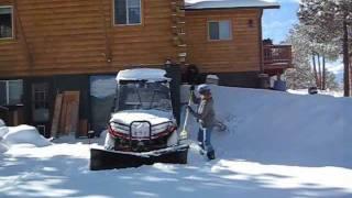 7. Snow in Colorado, Arctic Cat, Part 2 of 2