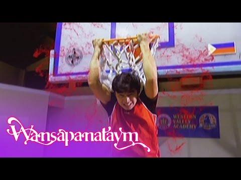 Boyong's basketball tryout | Wansapanataym