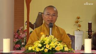 Năm phước lành - Tu học Phật để giải quyết nỗi khổ niềm đau - TT. Thích Nhật Từ
