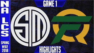 Video TSM vs FLY Highlights | NA LCS Spring 2018 S8 W1D2 | Team Solomid vs FlyQuest Highlights MP3, 3GP, MP4, WEBM, AVI, FLV Juni 2018