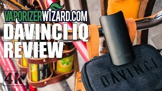 Davinci IQ Review & Tutorial [4k Video] - VaporizerWizard by Vaporizer Wizard