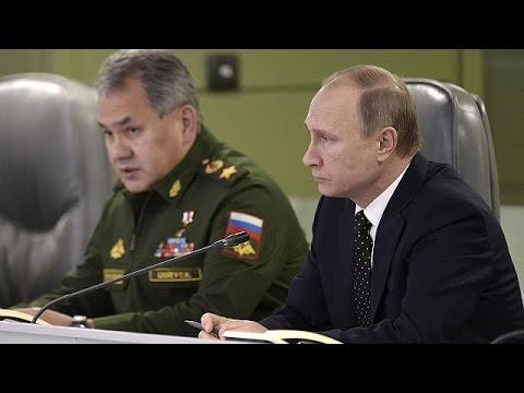 Ρωσία: Εντολή Πούτιν για στρατιωτική συνεργασία με Γαλλία κατά τζιχαντιστών