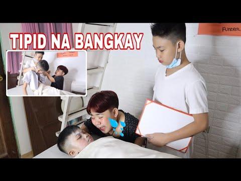 TIPID NA BANGKAY(FUNNY VIDEO)  SAMMY MANESE  