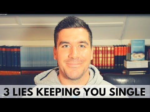 Christian Advice On Finding A Husband/Wife (3 Lies Keeping You Single)