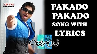 Pakado Pakado Song Lyrics from julayi - Allu Arjun