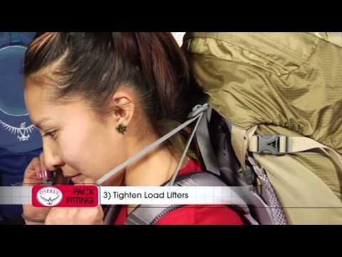 Osprey Packs | Custom Fit | Tips and Tricks