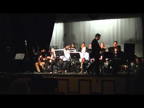 LHS Jazz Ensemble - Is You Is Or Is You Ain't My Baby