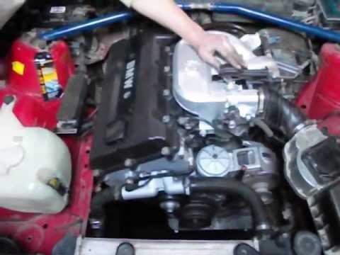 Двигатель bmw m42b18 фотка