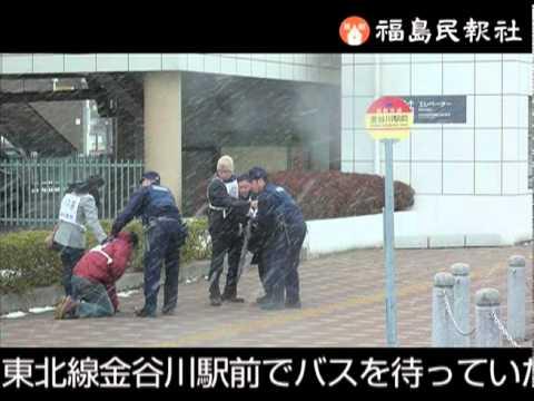 無差別殺傷事件防げ 県警、福島で初の対応訓練