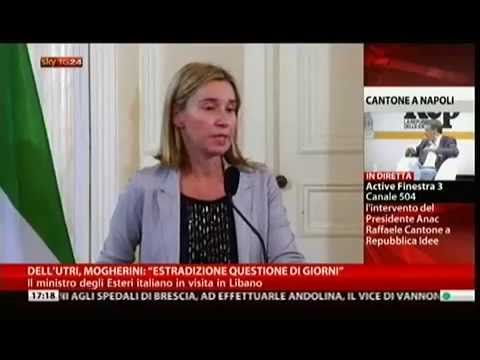 Mogherini: