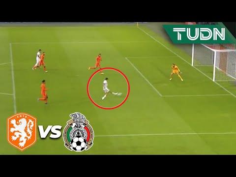 ¡INCREÍBLE! La que se perdió Raúl Jiménez | Holanda 0-0 México | Amistoso 2020 | TUDN