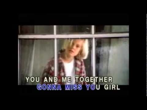 HQ I'm Gonna Miss You Forever - Aaron Carter - HQ music video (with lyrics) (видео)