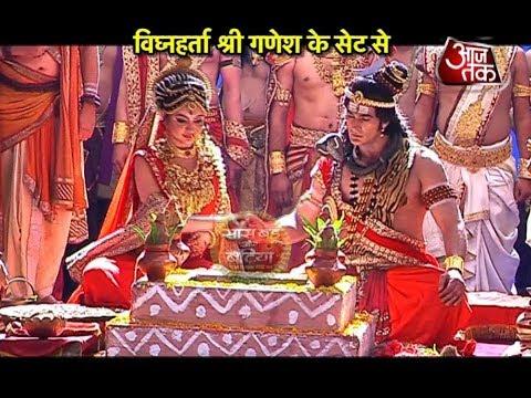 Vighnaharta Shree Ganesha: Shiv & Parvati's Weddin