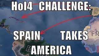 Video Hearts of Iron 4 Challenge: Spain retakes American colonies! MP3, 3GP, MP4, WEBM, AVI, FLV Maret 2018