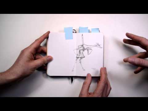 Ayers - This week I chat with the author of the Daily Zoo books Chris Ayers about his sketchbooks and going over 7 years of drawing everyday without missing a single...