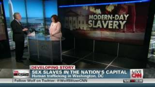 CNN: Sex Slaves In Nation's Capital