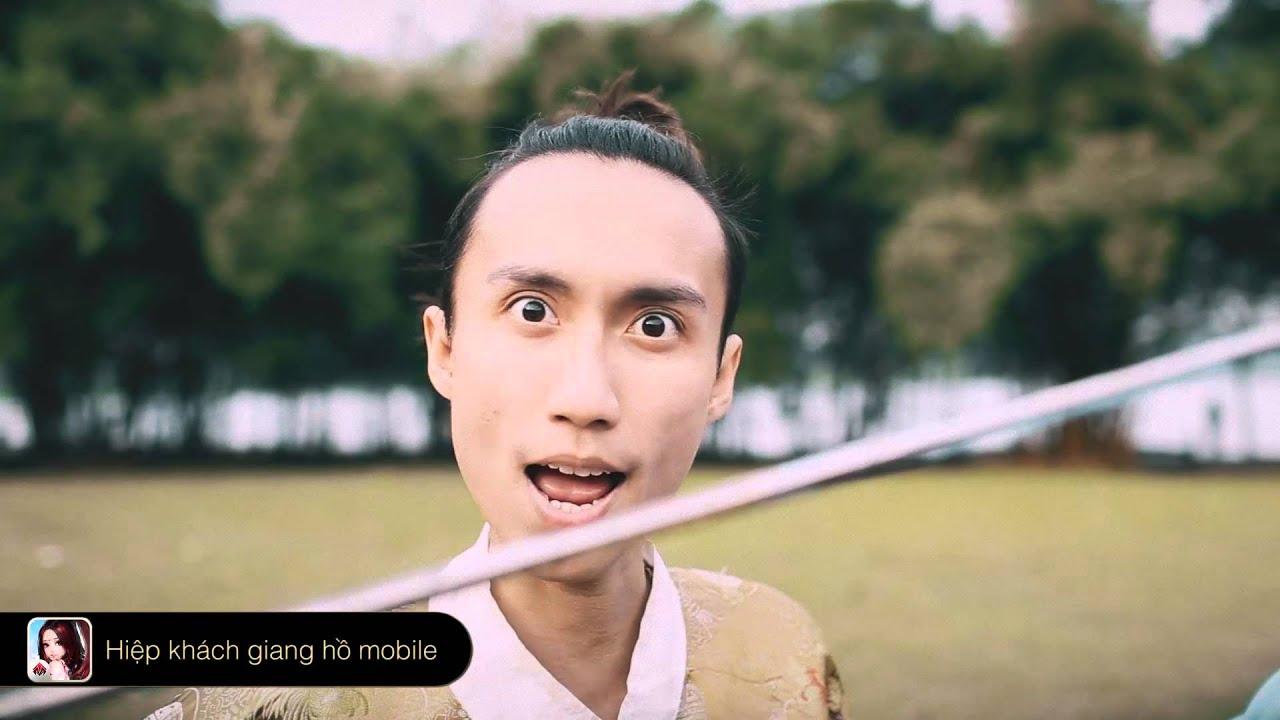Hiệp Khách Giang Hồ mobile ra mắt nhạc chế Vì Tôi Còn Chiến