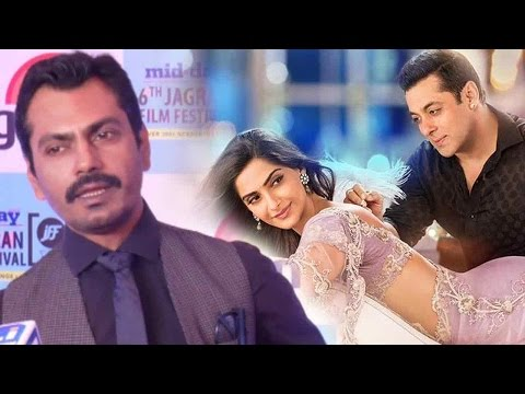 Nawazuddin Siddiqui's Comment On Salman Khan Pre