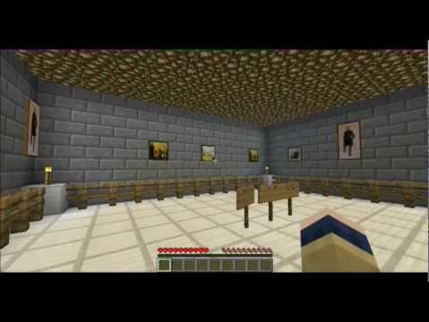 Minecraft Türkçe Adventure Map  + Link [HD]
