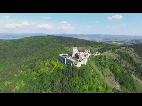 Čachtický hrad (2016)