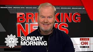 Jim Gaffigan: I am addicted to news