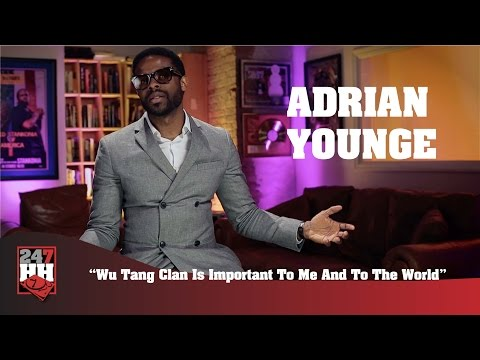 Adrian Younge - Wu Tang Clan Is Important To Me And To The World (247HH Exclusive)