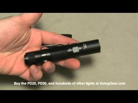 Відеоогляд ліхтаря Fenix PD30 R5