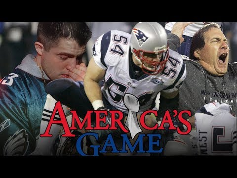 Video: The 2004 Patriots Beat the Eagles in Super Bowl 39 to Cement a Dynasty | America's Game | NFL Films