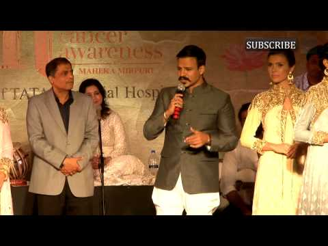 Vivek Oberoi to walk the ramp for cancer awareness