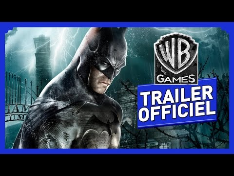Batman Return to Arkham en vidéo